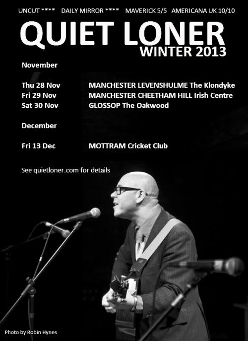 Quiet Loner Winter 2013
